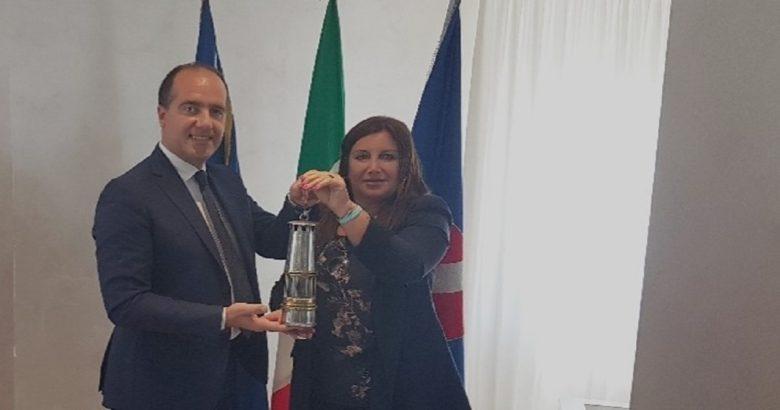 La luce della memoria di Marcinelle in Consiglio Regionale