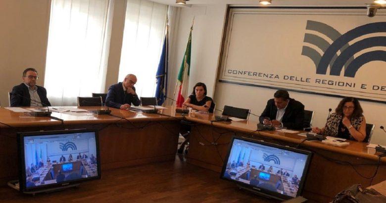 Nomina commissario ad acta, la Conferenza delle Regioni dà sostegno a Toma