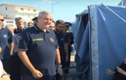 TERREMOTO - Borrelli raccomanda attenzione ai cittadini molisani