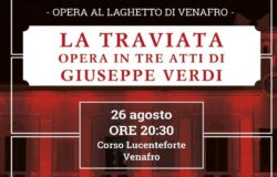 "VENAFRO – ""La Traviata"", sold out"