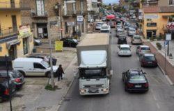 Venafro limitazione traffico pesante