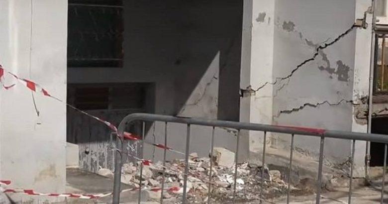 danni terremoto molise