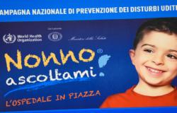 """Campobasso, Termoli, """"Nonno Ascoltami!-L'Ospedale in piazza"""", controlli gratuiti dell'udito"""