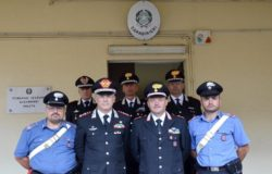 Il comandante generale dei Carabinieri in visita alle stazioni di Guglionesi e Palata