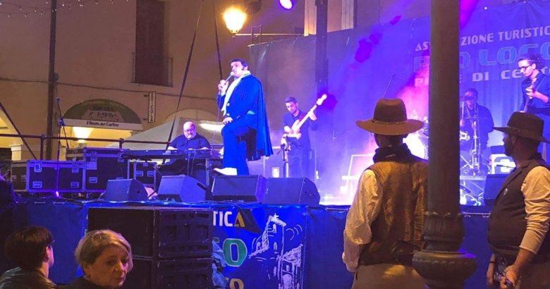 Joe Bavota in tv, l'Elvis molisano protagonista su Rai Uno