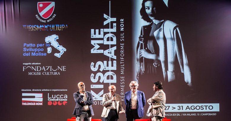 KERMESSE - Kiss me deadly, arte e cultura di qualità