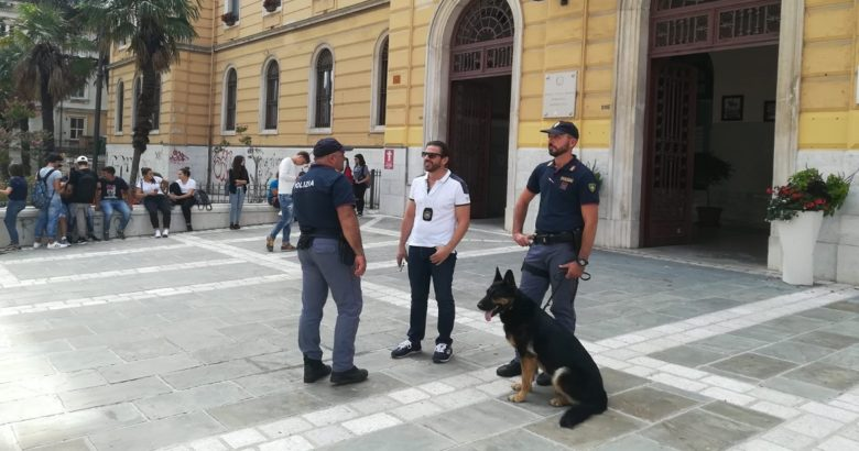 Scuole sicure polizia di stato