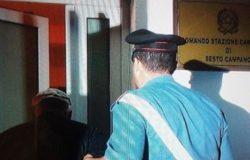 arresto carabinieri sesto campano