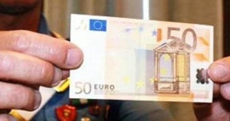 banconota falsa carabinieri