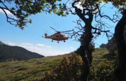 monte marrone muore escursionista