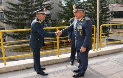 GDF CAMPOBASSO VISITA DEL COMANDANTE GENERALE DELLA GUARDIA DI FINANZA, GEN. C.A. GIORGIO TOSCHI