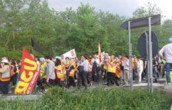 Marcia di protesta da Sepino a Sassinoro a difesa del parco del Matese