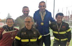 Mezza maratona, tricolore dei Vigili del fuoco Isernia
