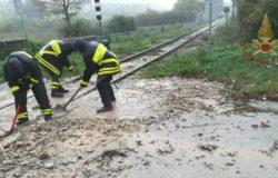 Piccola frana paralizza la circolazione ferroviaria tra Campobasso e Isernia