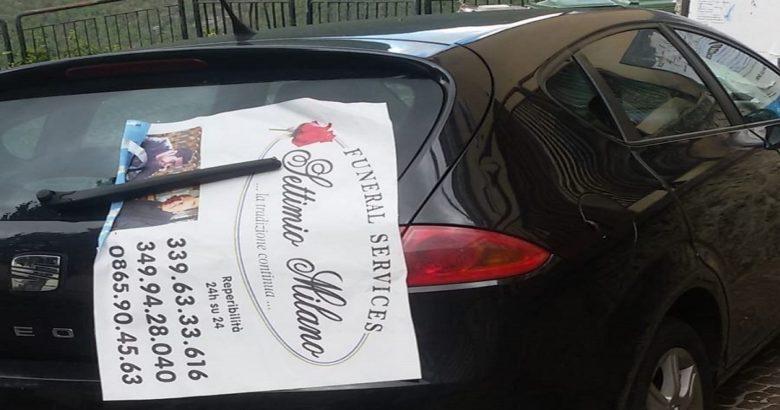 auto vandalizzate