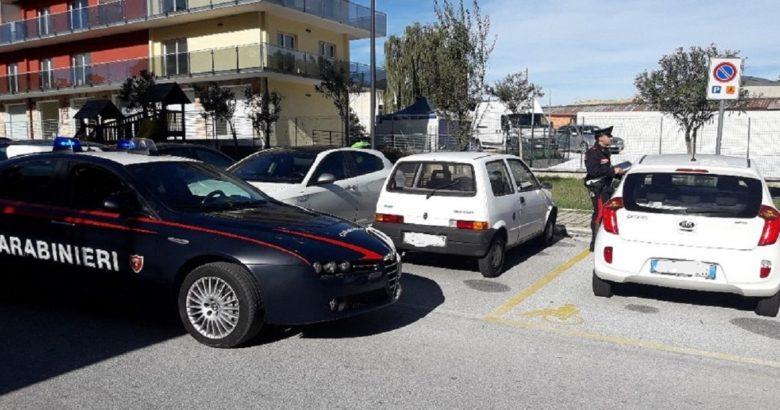 parcheggio abusivo disabili