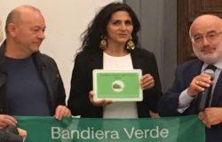 Carmelina Colantuono bandiera verde
