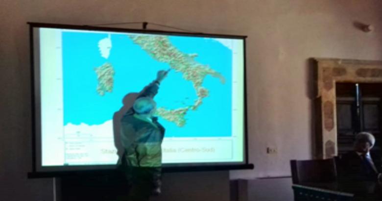 Come comportarsi in caso di terremoto, incontro formativo con l'esperto, Monteroduni