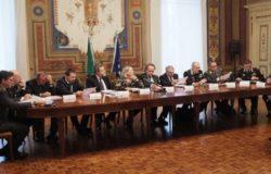 FENOMENI CRIMINOSI Molise Ordine e sicurezza pubblica, incontro al vertice delleAutorità di Pubblica Sicurezza