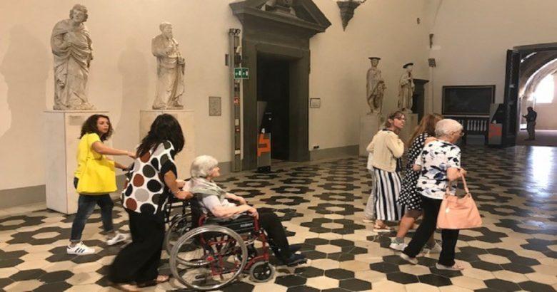 Museo e Alzheimer. Arte e memorie,progetto museale rivolto a persone affette da malattia di Alzheimer