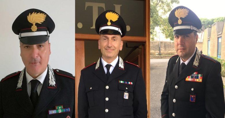 PROMOZIONI, Carabinieri, Comando provinciale di Campobasso, promossi ufficiali