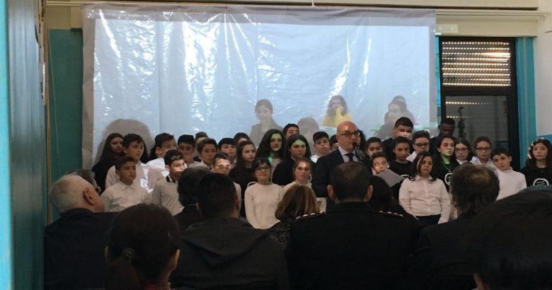 """SESTO CAMPANO - Concorso nazionale """"Testimoni dei Diritti"""", premiati alunni della scuola media """"D'Annunzio"""""""