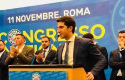 Stefano Cavedagna Forza Italia Giovani