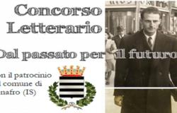 """VENAFRO Concorso letterario, """"Dal passato al futuro"""" Alessandro Di Cristinzi"""