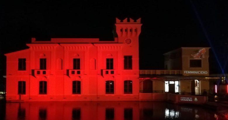 palazzina Liberty rosso