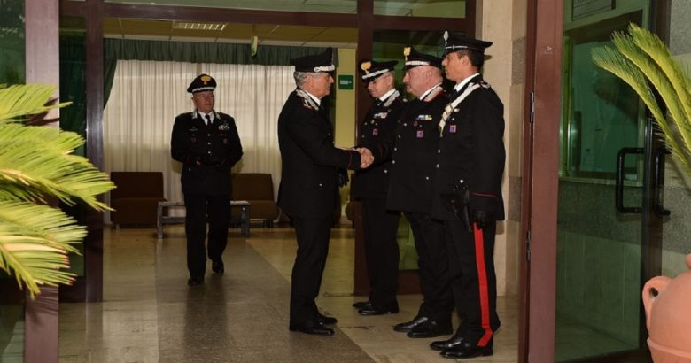 visita Gen. C.A. Tomasone