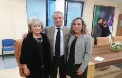A memoria dell'on. Fernando Frattura la moglie Anna Toscano fa una donazione alla Cattolica