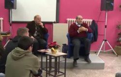 CAMPOBASSO - Tangentopoli e legalità, Antonio Di Pietro incontra gli alunni del Pilla