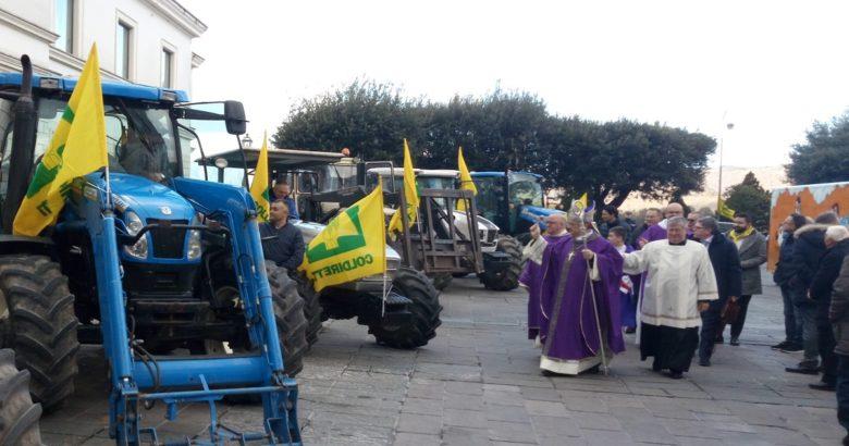 COLDIRETTI - Giornata regionale del Ringranziamento, grande partecipazione ad Isernia