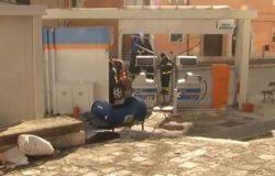 Campodipietra Tragedia sfiorata, pompa di benzina chiusa e casa evacuata