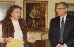 Prefetto Isernia Cinzia Guercio incontra sindaco d'Apollonio