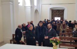 VENAFRO – Dopo 30 anni riapre Sant'Antuono, la chiesa che ospitò Padre Pio