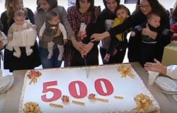 Veneziale Isernia 500 nascite