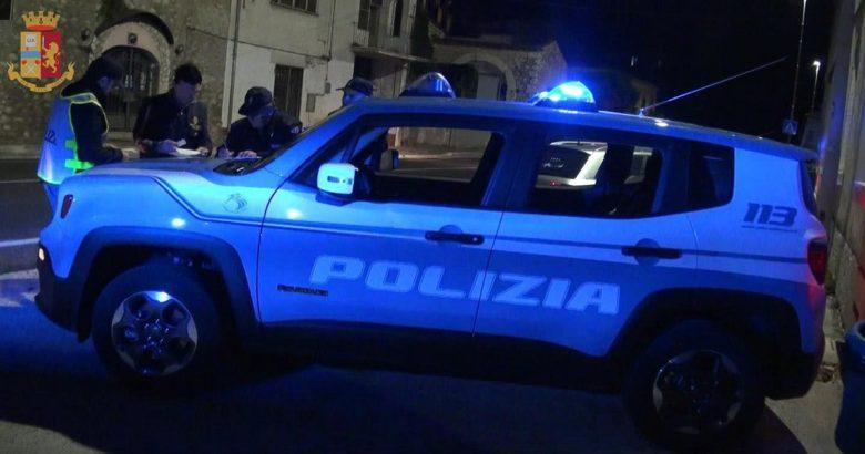 movida isernia controlli della polizia
