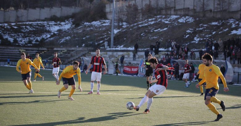 CALCIO, Serie D, Campobasso, Rossoblù, cinque vittorie nelle ultime sei partite