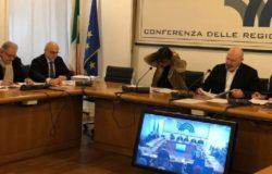 REGIONE - Conferenza delle Regioni, Toma su reddito di cittadinanza e navigator