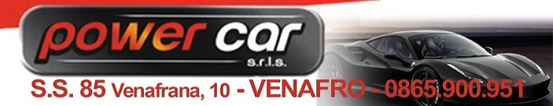 officina venafro power car