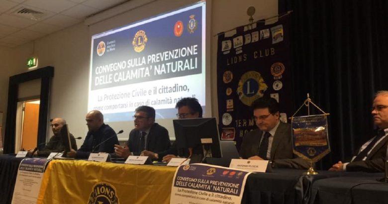 CALAMITA' NATURALI - Come prevenirle, parlano gli esperti