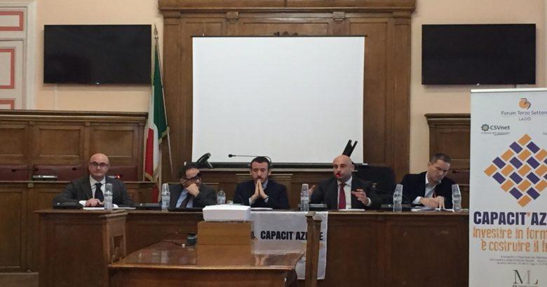 Capacit'Azione incontro Campobasso 4 febbraio 2019
