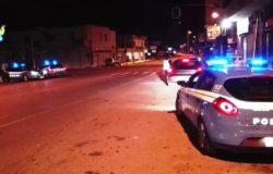 Polizia operazione ares mafia foggiana