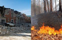 Rischio sismico e incendio boschi, studenti transnazionali a confronto