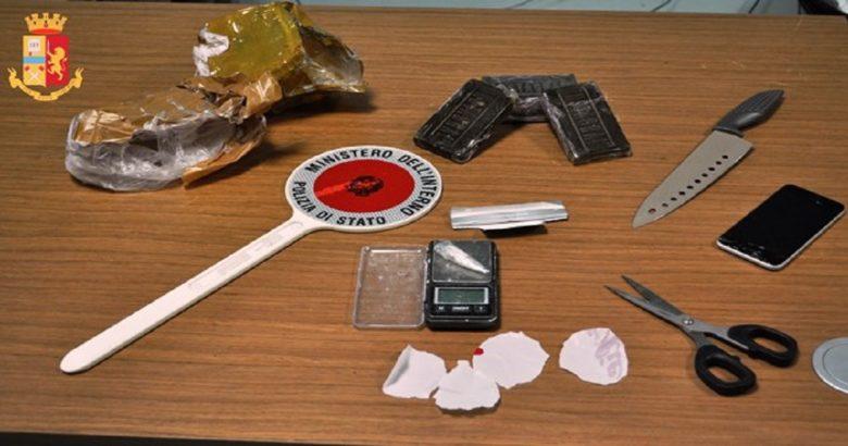 arresto ceppagna pusher droga polizia