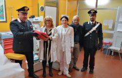 CARABINIERI - Defibrillatore rubato, restituito all'ospedale Veneziale di Isernia