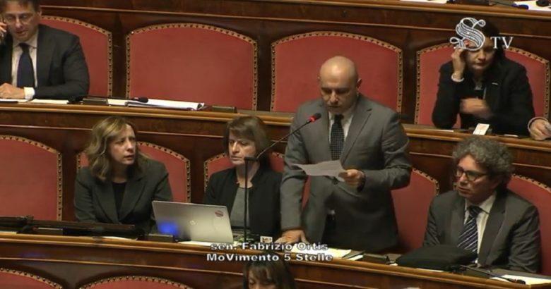Fabrizio Ortis Senato