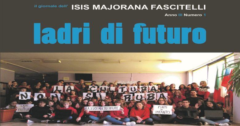 ISERNIA - Fare il giornale nella scuola, il giornale dell'Isis Majorana Fascitelli tra le migliori testate giornalistiche scolastiche d'Italia