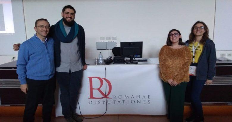 SCUOLA - I.I.S.S. Alfano secondo alle Romanae Disputationes